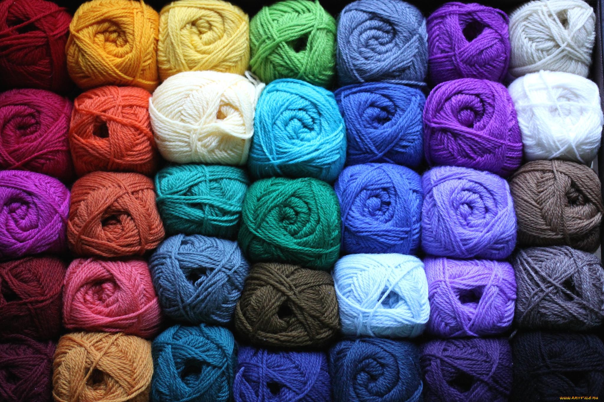 Все для вязания в текстильщиках